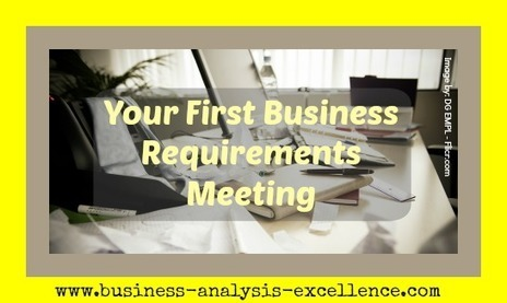 Business Requirements Meeting | 8 Steps with Examples | Business Analysis | Scoop.it