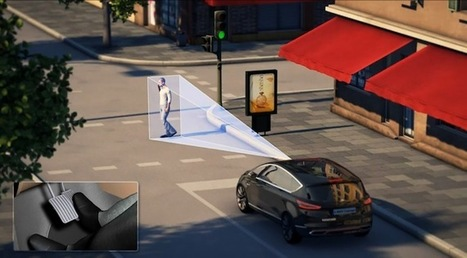 Ford's amazing new tech: Park your car from outside the car | ExtremeTech | leapmind | Scoop.it