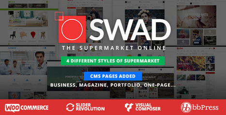 Premium Wordpress Themes and Plugins Nulled Download: Responsive Supermarket Online Theme Oswad v1.1.2 Download | WooCommerce Extensions Nulled Download | Scoop.it