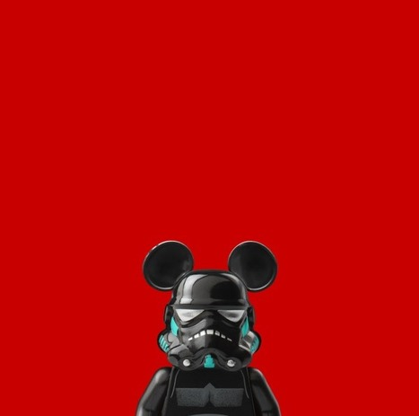 Lego Wars by Dale May... | Art for art's sake... | Scoop.it