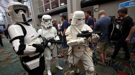 Nerding out: The identity crisis of nerds becomes mainstream - Deseret News | Event marketing | Scoop.it