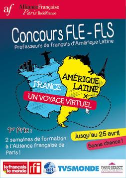 Concours FLE-FLS pour les professeurs de français d'Amérique Latine | Evènements FLE - professeurs de FLE | Scoop.it