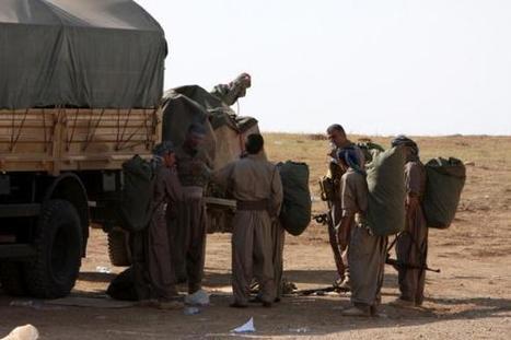 Iraqi Kurdish peshmerga cross into Turkey, head to Kobani   News You Can Use - NO PINKSLIME   Scoop.it