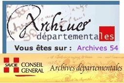 GénéInfos: Savoie et Meurthe-et-Moselle : deux sites payants devenus gratuits ! | GenealoNet | Scoop.it