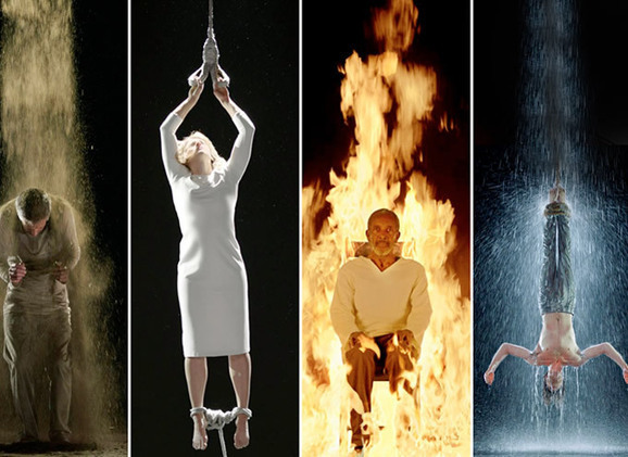 Transformation: Bill Viola at Faurschou Foundation - 16/11/2014 – 22/03/2015