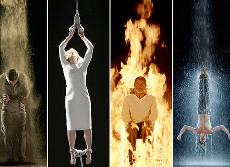 Transformation: Bill Viola at Faurschou Foundation | ART TECHNOLOGY CREATIVE EDUCATION | Scoop.it