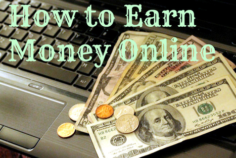 The Smart Marketer's Resource Center: ***How to Earn Money Online - Your Detailed Infographic | Marketing your business online | Scoop.it