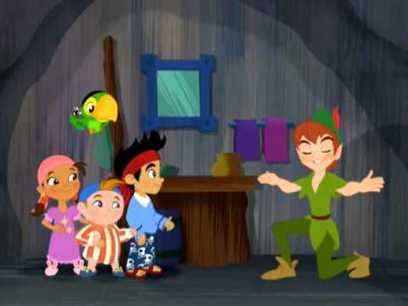 Peter's Pirate Team - Music Video - Jake and the Never Land Pirates - Disney Junior Official | whatsbest3 | Scoop.it