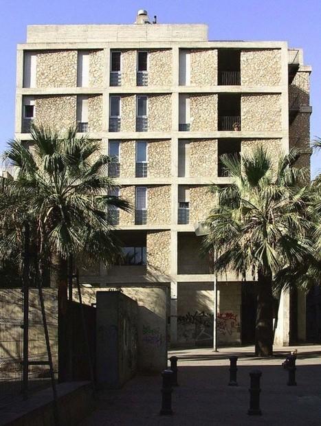 Joan Arias Roig. Edificio de 48 viviendas y centro cívico. | Arquitectura: Plurifamiliars | Scoop.it