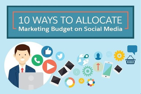 10 Ways to Allocate Marketing Budget on Social Media - Visual Contenting | Visual Marketing & Social Media | Scoop.it