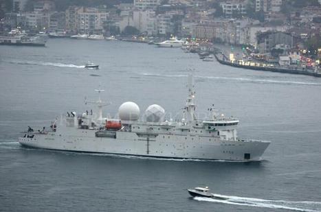 Le bâtiment collecteur de renseignements français Dupuy de Lôme est entré en Mer Noire le 10 avril | L'Allemagne pourrait vendre 100 patrouilleurs à l'Arabie Saoudite et 2 autres sous-marin à l'Egypte | Scoop.it