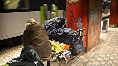 Fattigdom fanger danske unge i hjemløshed | Unge hjemløse | Scoop.it