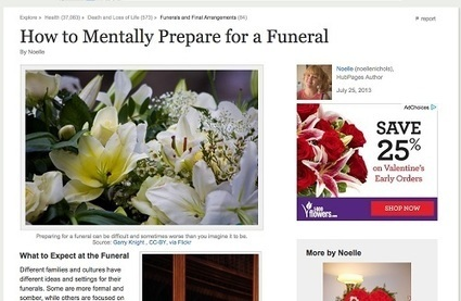 When funeral planning in the Inland Empire, here's how to prepare | Inland Memorial Inc. | Scoop.it