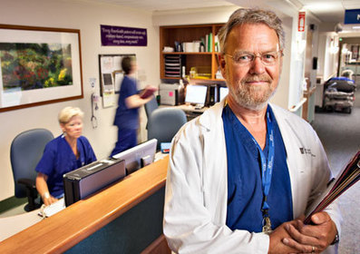 Evolution of the hospitalist - amednews.com | Mobile Health: How Mobile Phones Support Health Care | Scoop.it