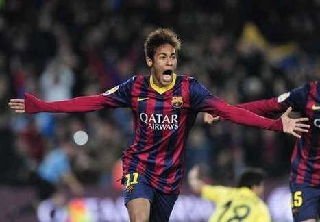 'Neymar can be the world's best player' - Neymar - Goal.com | World Cup Live | Scoop.it