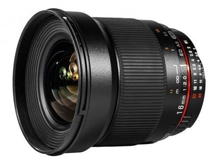 "Samyang announces 16mm f/2.0 and 300mm f/6.3 Reflex lenses | ""Cameras, Camcorders, Pictures, HDR, Gadgets, Films, Movies, Landscapes"" 