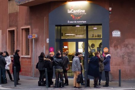 Entrez à La Cantine sans frapper ! | La Cantine Toulouse | Scoop.it