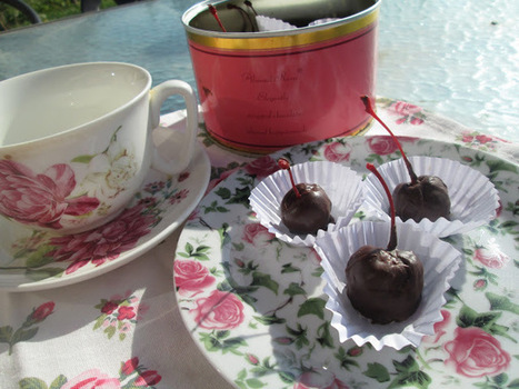 Canela kitchen: Cherry Liqueur chocolates (To my Mom) and happy Mothers day! | funnysplash!! | Scoop.it