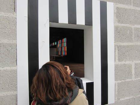 Daniel Buren: Glazing for St. Mary | Art Installations, Sculpture, Contemporary Art | Scoop.it