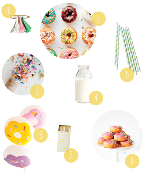 A Donut Party | A Birthday 2 Remember | Scoop.it