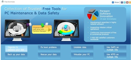 Free license software - free backup, partition freeware & data recovery | Wiki_Universe | Scoop.it