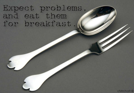 Problems? No way! | Daily Morning Tips | Scoop.it