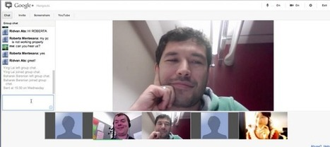 Learning Technologies: Using Google+ Hangouts as a Teaching Tool   Technology Enhanced Learning at Glyndwr   Scoop.it