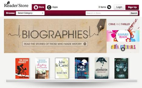 Livre numérique : Sony ouvre son ebookstore en Australie | Edition numérique | Scoop.it