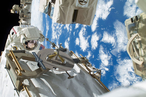 WATCH LIVE FRIDAY: Astronaut Rick Mastracchio Speaks to SPACE.com from Space Station | Physics | Scoop.it