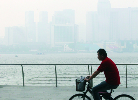 Singapore faces threat of early, prolonged haze | The Daily HaLlelujah | Scoop.it