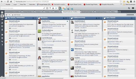 How To Get Organized In A Tweet Chat | Social Media Tips We Like | Scoop.it