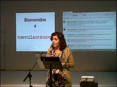 #sevillasemueve, un trending topic para dinamizar a una ciudad-Cibersur.com   #Sevillasemueve   Scoop.it