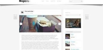 Blogojoy: A Tesla Theme for Travel Bloggers | Small Business | Scoop.it