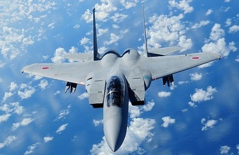 Japan's Fighter Jets Intercepted Chinese Aircraft 571 Times in 2015 | Information wars | Scoop.it