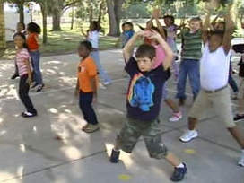 'Let's Move' a nationwide effort to combat childhood obesity - ABC Action News - ABC Action News | Health and Physical Education | Scoop.it
