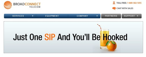SIP Trunking Providers - BroadConnect USA | SIP Trunking Provider | Scoop.it