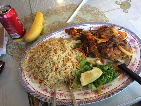 Eating Somali food? Don't forget the banana, or you might get humiliated online | Gallery's APHG Best Finds | Scoop.it