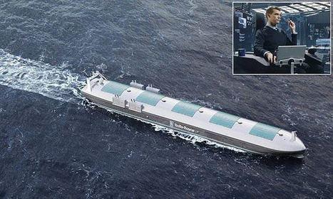Rolls Royce reveals remote controlled 'roboship' | CLOVER ENTERPRISES ''THE ENTERTAINMENT OF CHOICE'' | Scoop.it