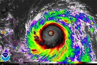 Super Typhoon Haima is a beast, and it's on a collision course with the Philippines | Diario de las CIENCIAS NATURALES | Scoop.it