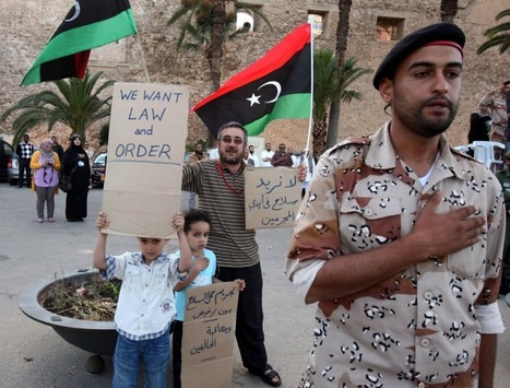 Libya's Human Rights Problem - By Sarah Leah Whitson | Saif al Islam | Scoop.it