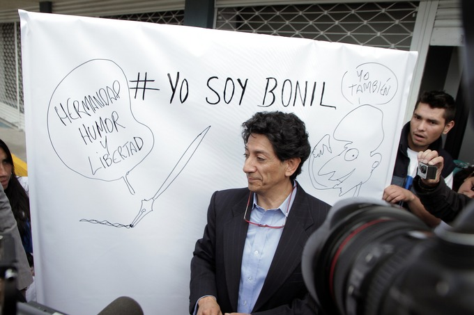 Muzzling humor in the Ecuadorean Revolution - Open Democracy | real utopias | Scoop.it