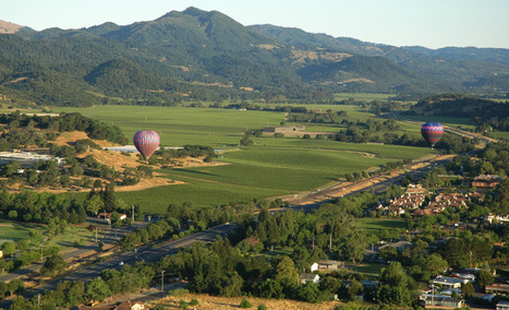 The Only Napa Wine Country Guide | Northern California Wine Country | Scoop.it
