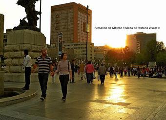 Banco de Historia Visual ©: Paseo vespertino.   Banco de Historia Visual   Scoop.it