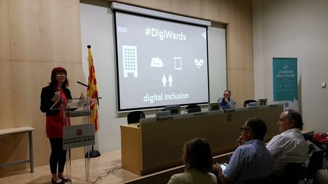 Mobile technology and mental health: progressing for patients' effective recovery - Mobile World Capital Barcelona | Digitized Health | Scoop.it