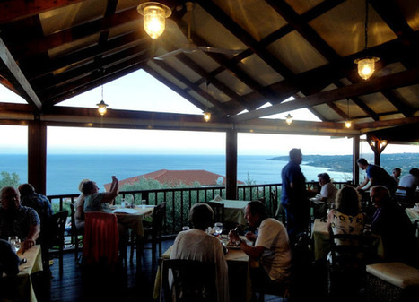 Restaurant with a View in Lourdas (Kefalonia, Greece): La Mer Taverna - blogs de Travels | Kefalonia Villa News | Scoop.it