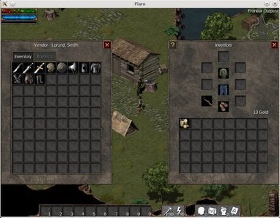 FLARE – Free, Open-Source Action Role-Playing Game | TuxArena | Linux and Open Source | Scoop.it