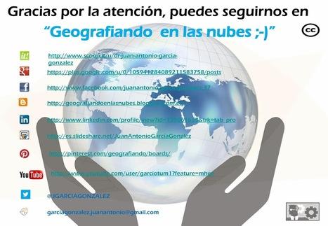 """""""Geografiando"""" en las nubes ;-): Aniversario Geografiando en las nubes ;-)   Geografía   Scoop.it"""