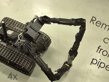 Watch an insanely dexterous robot perform precision tasks | Heron | Scoop.it