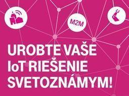 Najlepší IoT vývojár získa od Telekomu investíciu 30 000 € | Veľké dáta | Scoop.it