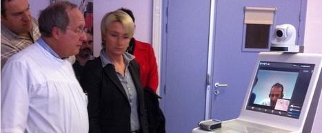 Colmar : un chariot de téléconsultation en test dans un centre de repos | E-Health | Scoop.it